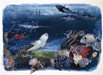 List of Ocean Animals
