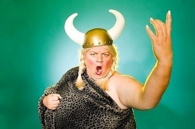 Fat Female Opera Singer
