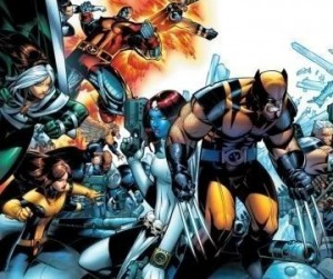 List of X Men Characters